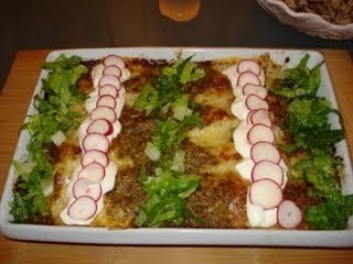 Enchiladas Suizas
