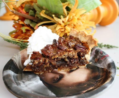 Recipe: Coffee-Toffee Pecan Pie | Spectacularly Delicious
