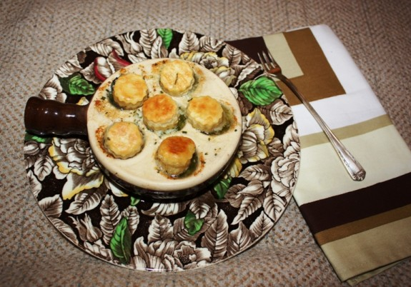 ESCARGOTS: TRADITION WITH A TWIST