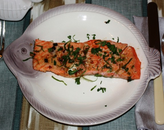 TASMANIAN SEA TROUT MARLENE DIETRICH: SOUS VIDE RECIPE