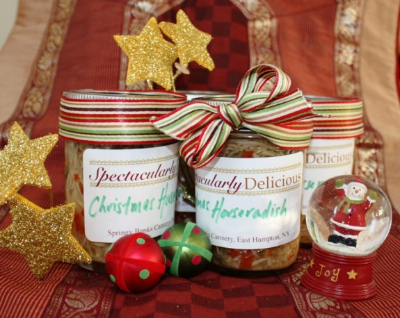 CHRISTMAS HORSERADISH