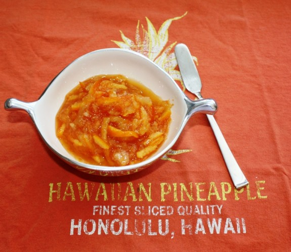 CARA CARA PINEAPPLE MARMALADE