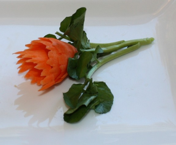 CARROT FLOWERS DELUXE
