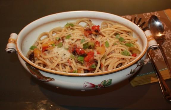 Pasta Picchi Pacchi