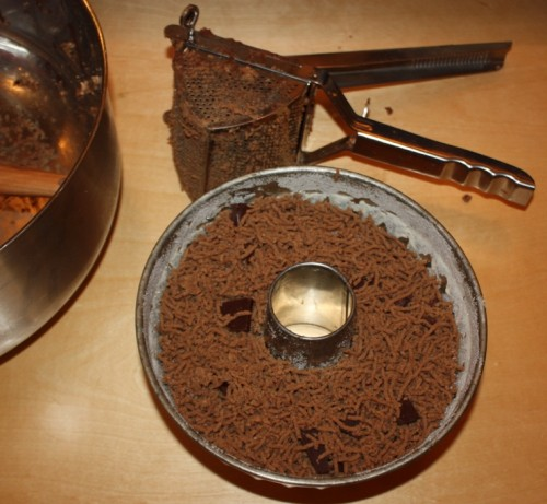 chocolate mont blanc recipe spectacularly delicious