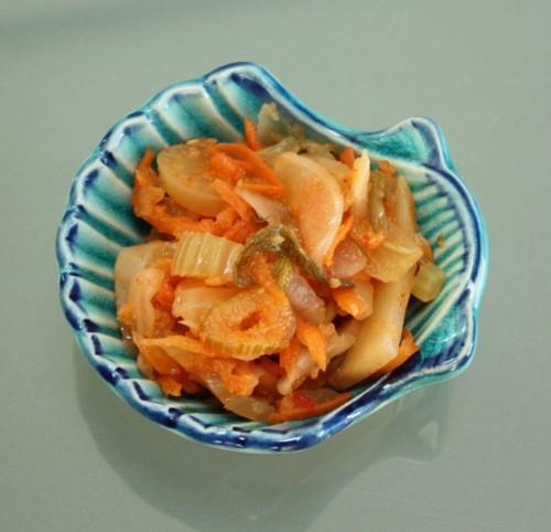 Fennel Kimchi