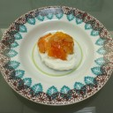 PEACH MELON ALMOND JAM